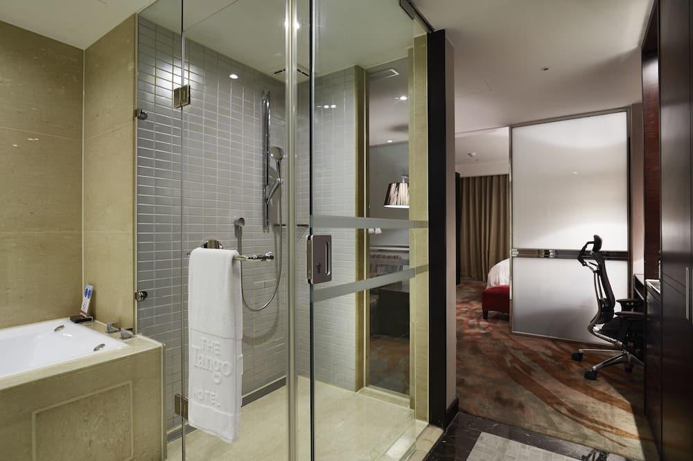 天噟套房一大床 - 浴室
