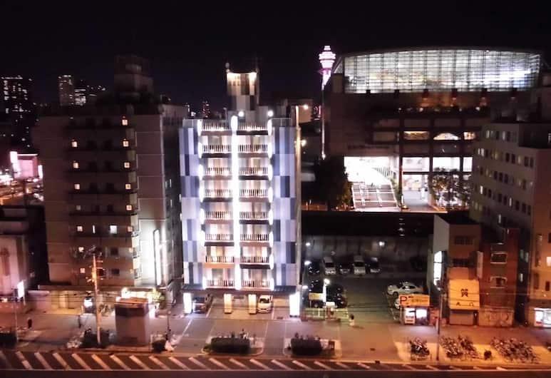 Hotel Taiyo, Osaka, Välisilme