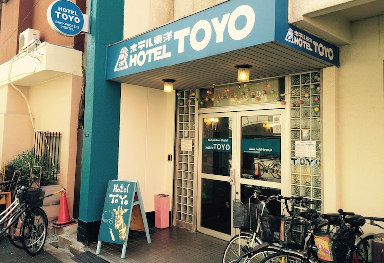 Hotel Toyo, Osaka