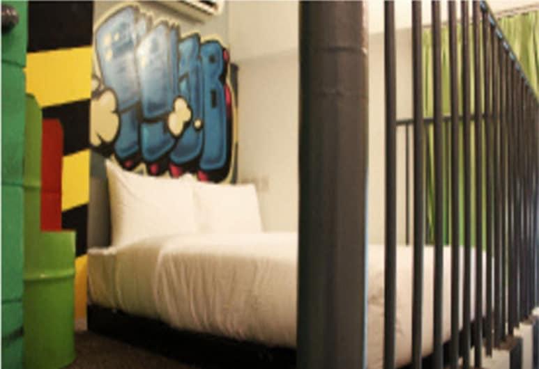 YY38 Hotel, Kuala Lumpur, Loft (Super Hero), Chambre