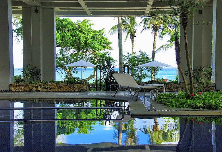 Hotel Moon Beach, Onna, Indoor Pool