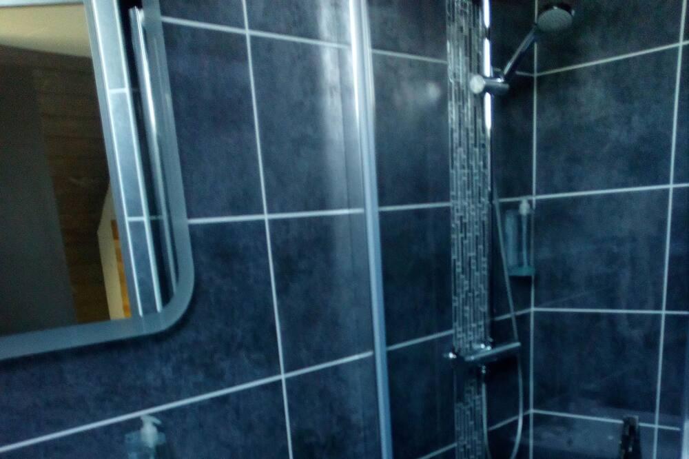 ห้องคอมฟอร์ทดับเบิล, เตียงใหญ่ 1 เตียง, ห้องน้ำส่วนตัว - ห้องน้ำ