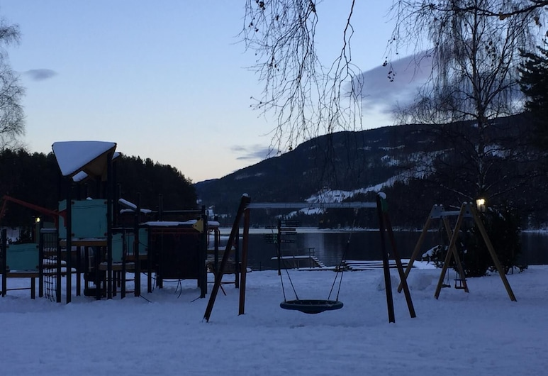 Fagerlund Hotell, Nord-Aurdal, Property Grounds