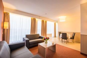 安特衛普阿拉斯商務公寓式酒店的圖片