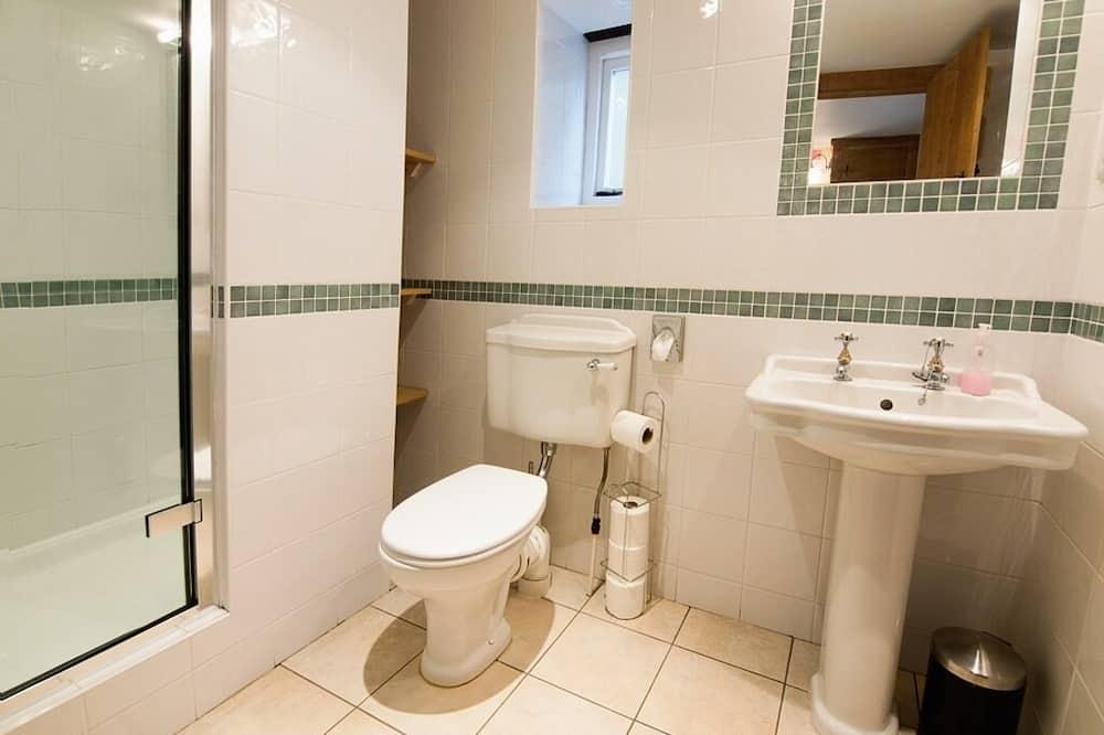 Cottage, salle de bains attenante (Pepper Pot) - Salle de bain