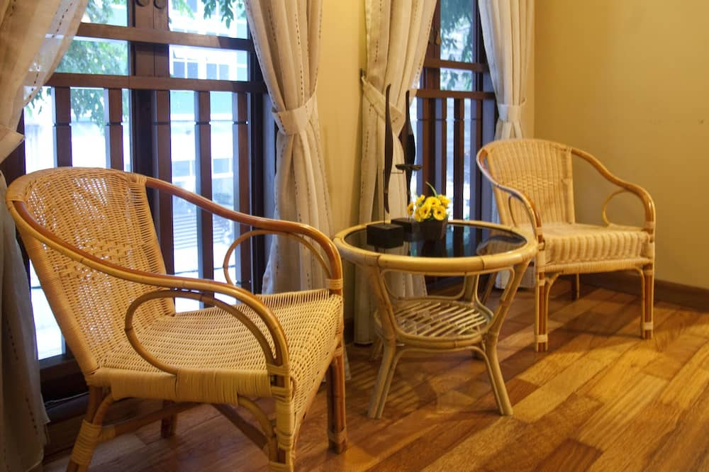 Suite Signature, 1 chambre (Anggun Suite) - Coin séjour