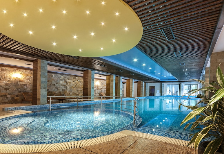 Grand Royale Apartment Complex & Spa, Bansko, Pool