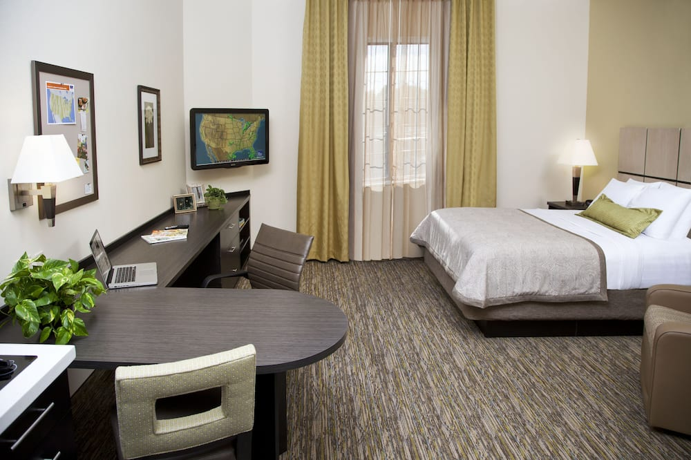 Studio suite, 1 queen size krevet, pristup za osobe s invalidnošću (Hearing) - Soba za goste