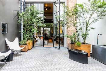 Foto van Hotel Julien in Antwerpen