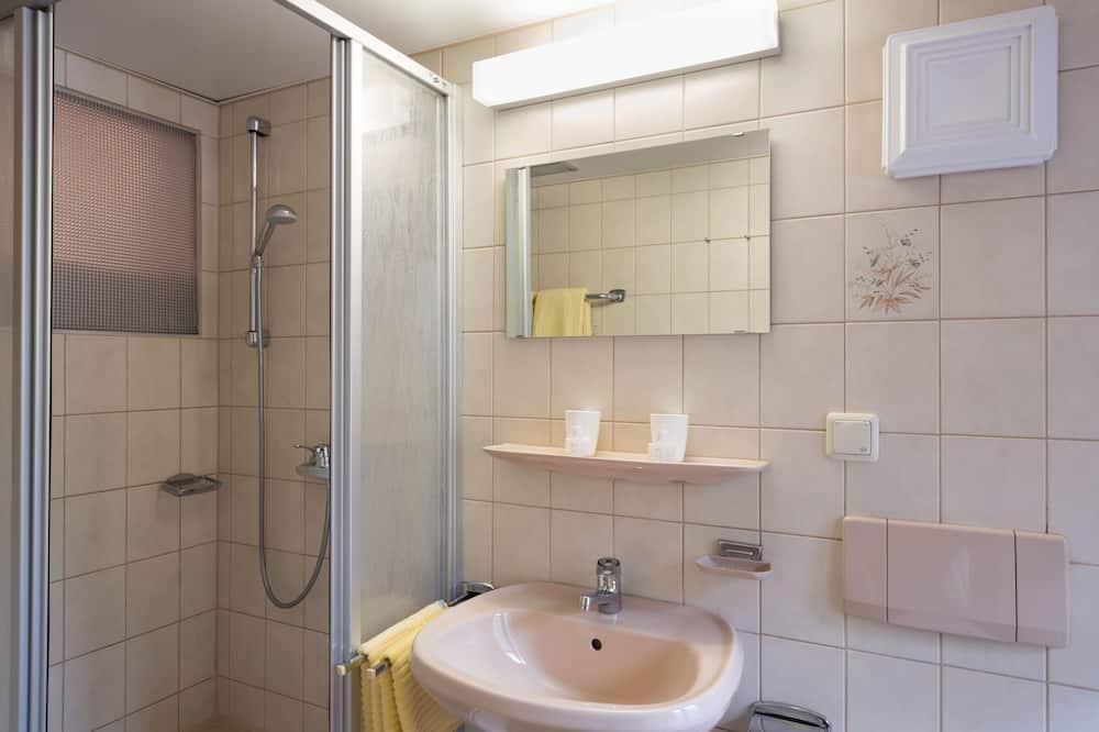Single Room (small) - Bathroom