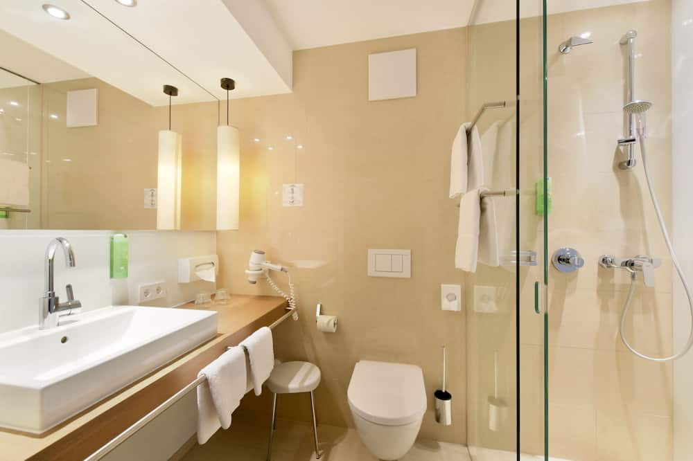 Quarto Individual Panorâmico - Casa de banho
