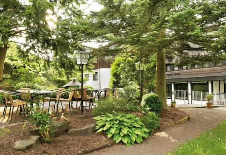 Hotel Goldener Acker, Morsbach, Outdoor Dining