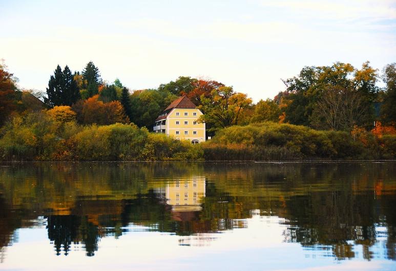 Haus Rufinus, Seeon-Seebruck, Hotel Front