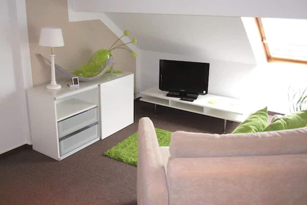 Studio, Kitchenette - Living Area