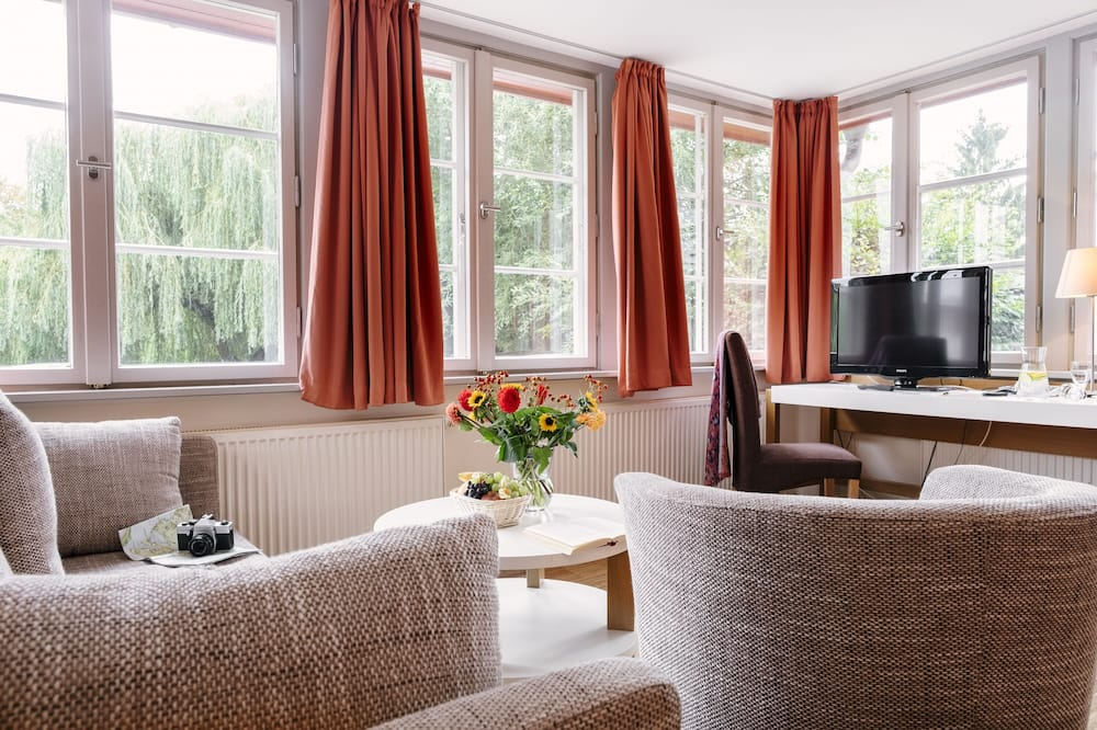 Family Room (Comfort Family Room, Villa Exclusiv) - Living Area