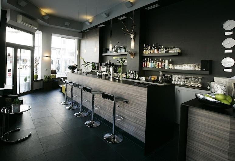 Central Hotel , Mannheim, Hótelbar