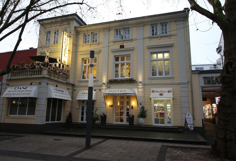 Hotel zum Adler, Bonn, Hotel Front
