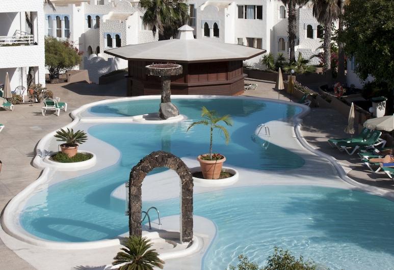 Sotavento Beach Club, Pajara, Hồ bơi