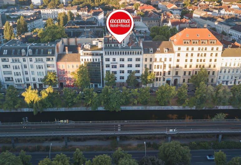 acama Hotel & Hostel Kreuzberg, Berlin, Außenbereich