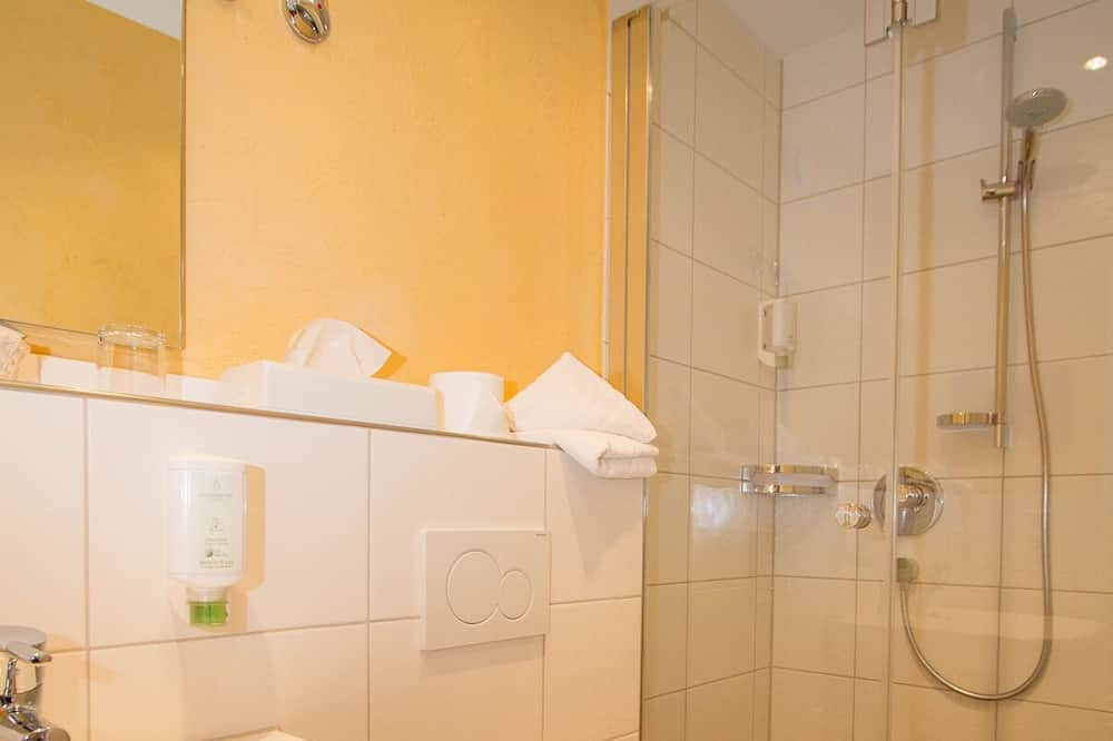 Basic kahetuba, 1 magamistoaga (Hirschkopf A) - Vannituba