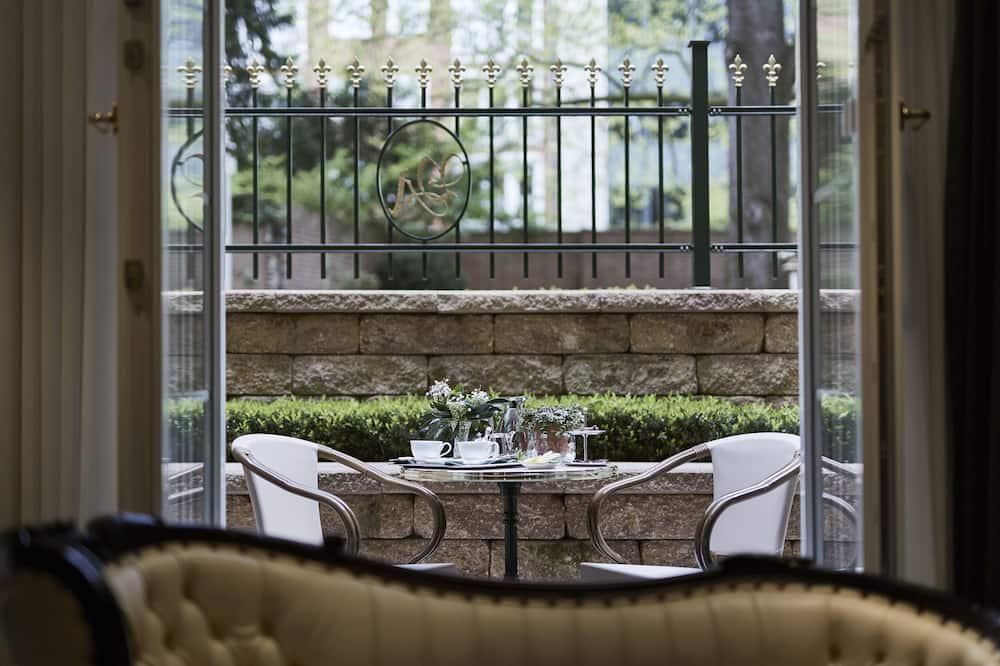 Achenbach Suite - Vista al balcón