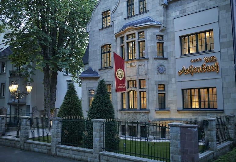 Hotel Villa Achenbach, Düsseldorf, Hotel Front