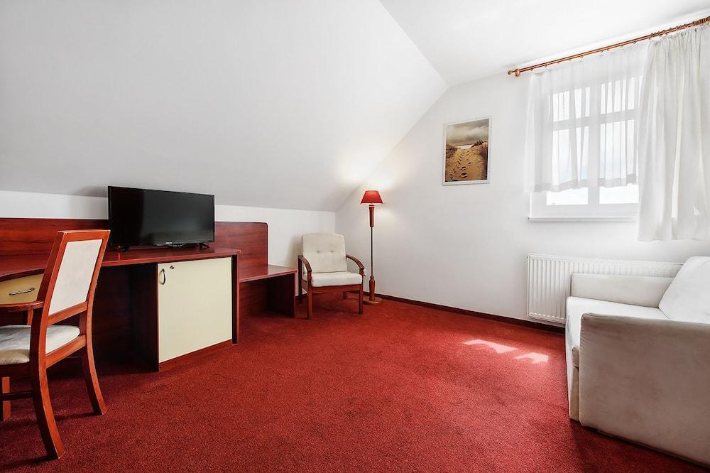 Doppelzimmer - Wohnzimmer
