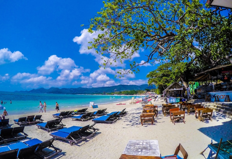 Ark Bar Beach Resort, Ko Samui, Strand
