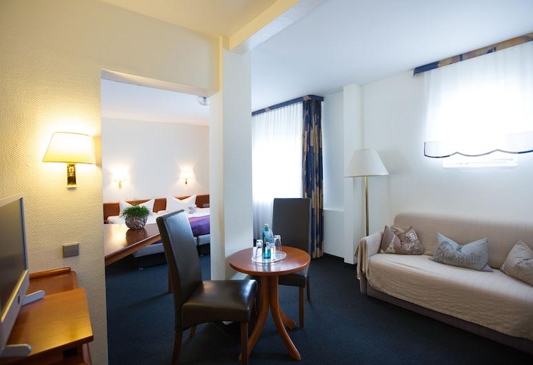 Hotel und Restaurant Rose, Bytigheimas-Bisingenas, Kambarys su patogumais, Svečių kambarys