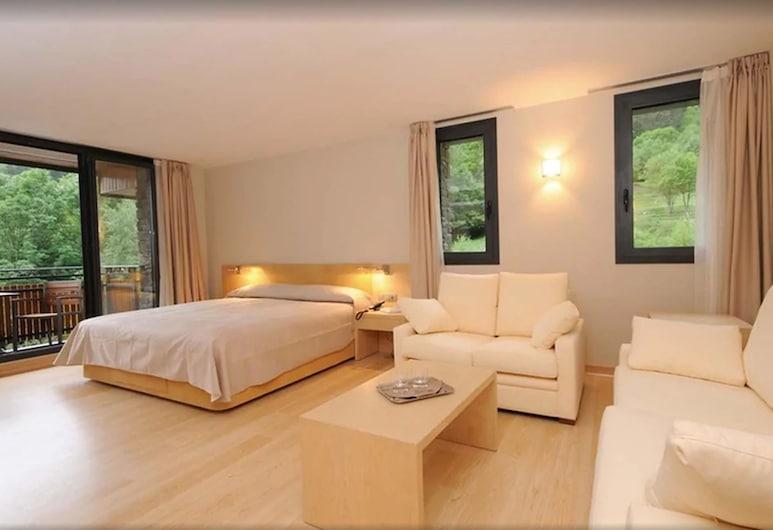 Hotel Palomé, La Massana, Standard Suite with balcony (2 adults), Guest Room