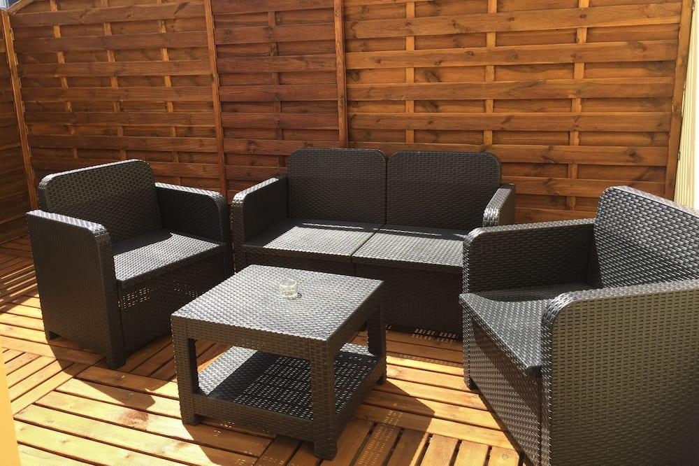 Double Room - Terrace/Patio