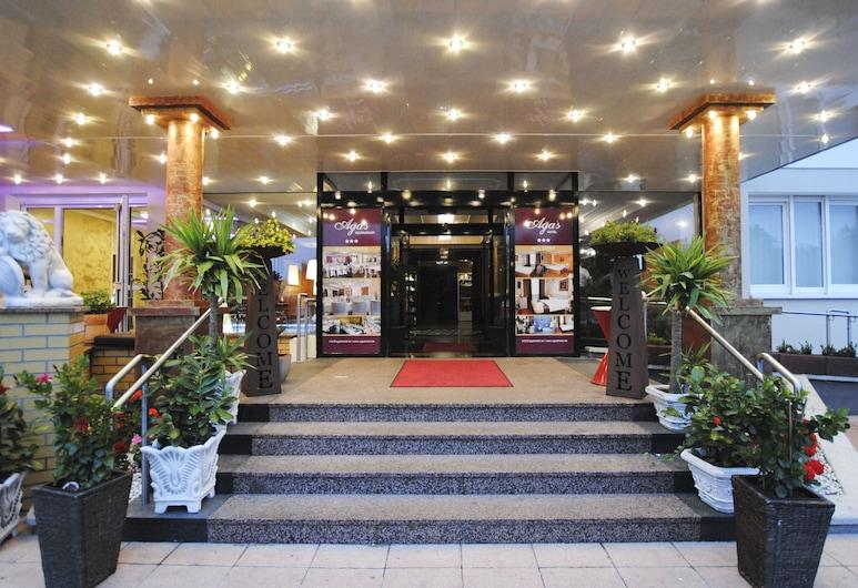 柏林雅嘉酒店, 柏林, 酒店入口