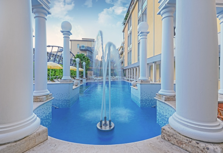 Hotel Aurora Terme, Abano Terme, Outdoor Pool