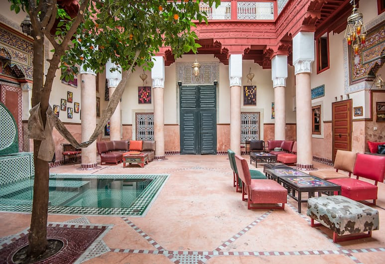 Riad Chorfa, Marrakech, Aulatila