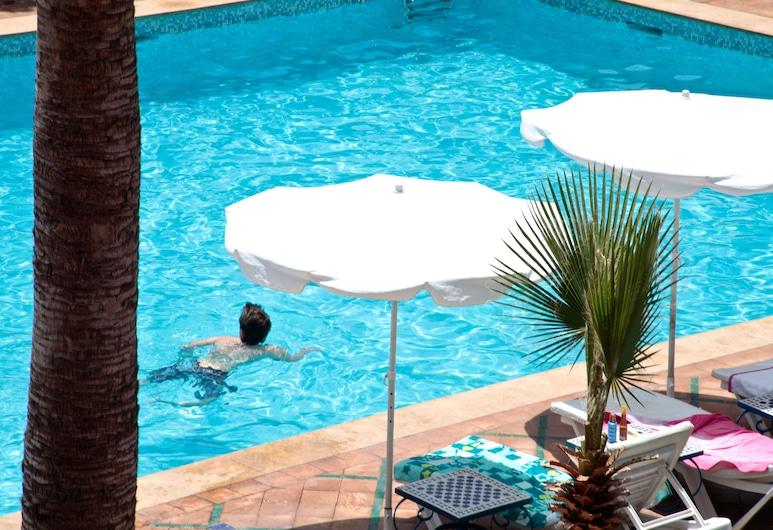 Hôtel Chems, Marrakesh, Piscina all'aperto