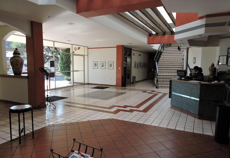 Hotel Granada, Puebla, Receptie