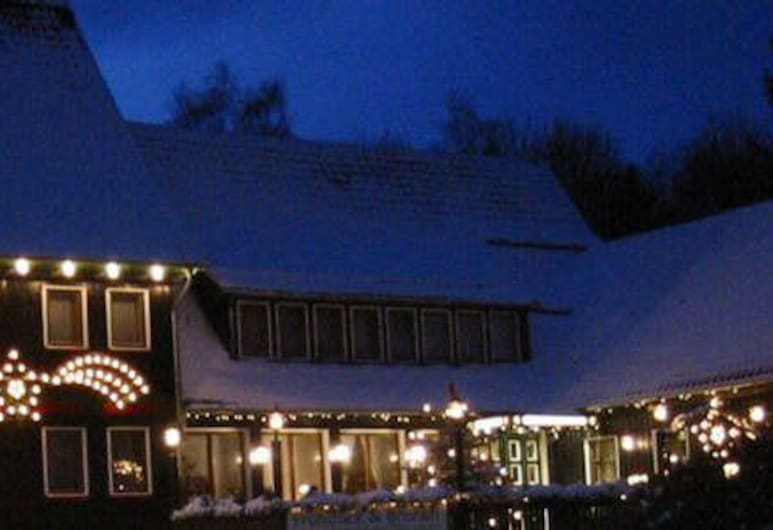 Altes Forsthaus Braunlage, Braunlage, Hotel Front – Evening/Night