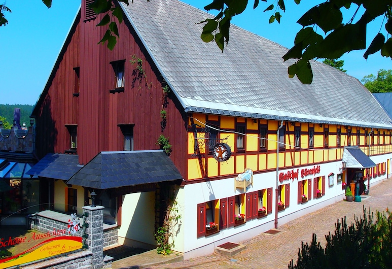 Naturhotel Gasthof Bärenfels, Altenberg