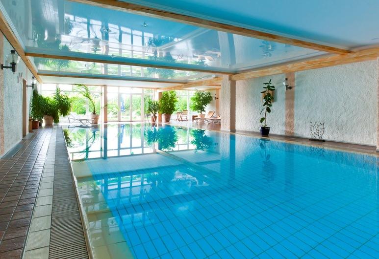 Best Western Hotel Rhoen Garden, Poppenhausen, Inomhuspool