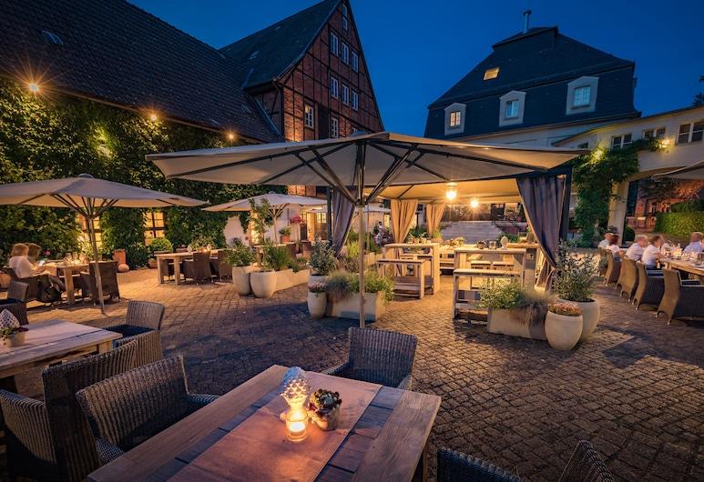 Romantik Hotel am Brühl, Quedlinburg, Garden