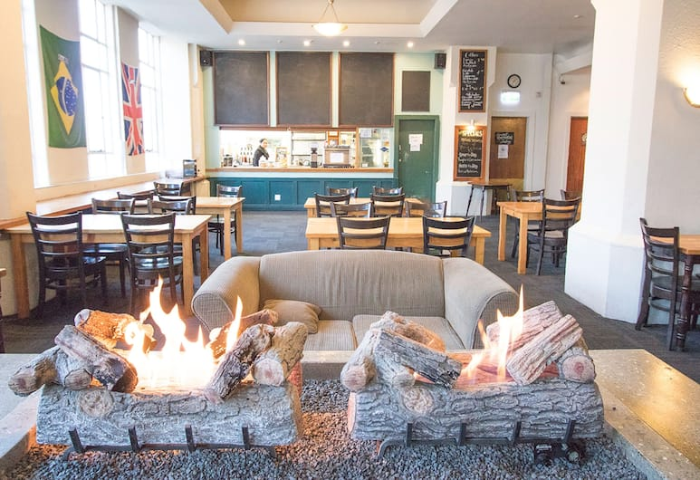 Hotel Waterloo & Backpackers (formerly Downtown Backpackers), Wellington, Ristorazione