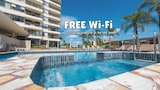 Foto di Southern Cross Beachfront Holiday Apartments a Burleigh Heads