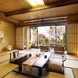和室 デラックス 露天風呂付 (12.5畳) - 室内のダイニング