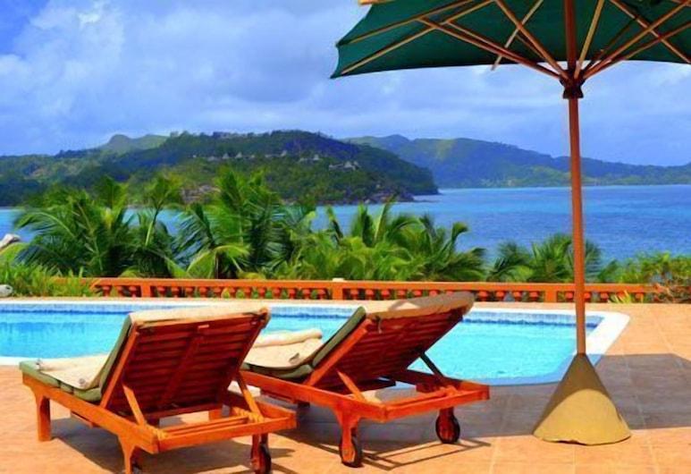 Bay View Villa, Mahe Island, Outdoor Pool