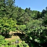 標準客房, 日式床墊 - 園景