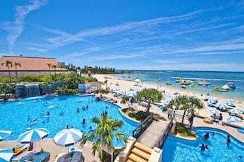 A(z) Rizzan Sea-Park Hotel Tancha-Bay hotel fényképe itt: Onna