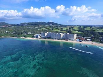 恩納譚查里三灣海公園酒店的圖片