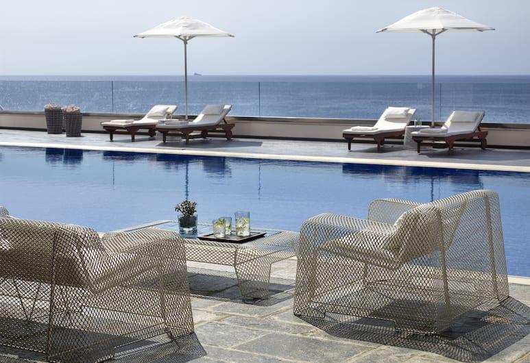Boutique 5 Hotel & Spa - Adults Only, Rodosz, Kültéri medence