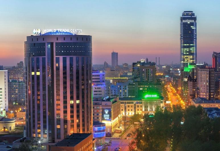 Panorama Business Hotel WTC, Jekaterinburg