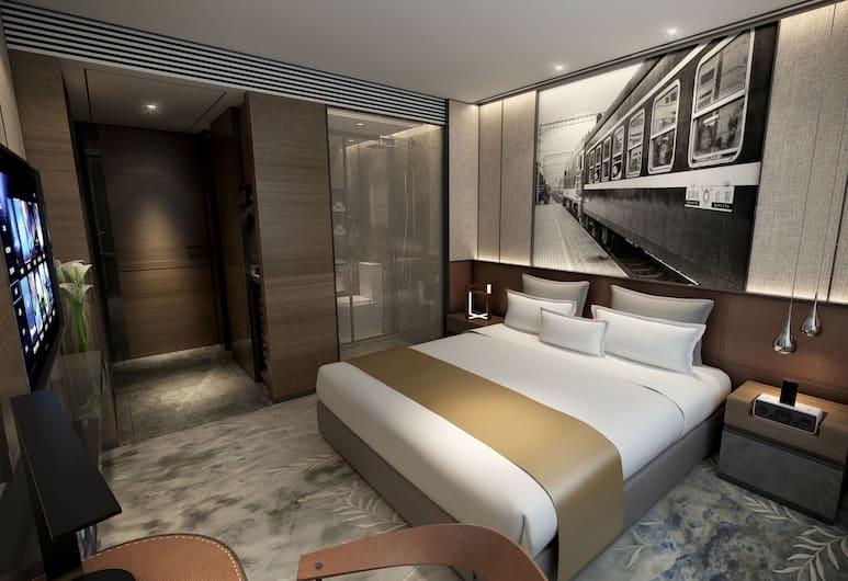 Baiyun City Hotel, Canton, Doppia Deluxe, Camera